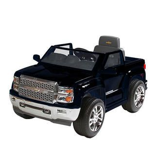 Power Wheels Rollplay Chevy Silverado 6 Volt Battery Powered Ride