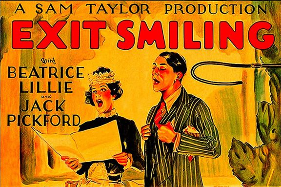 Watch Exit Smiling Full-Movie Streaming