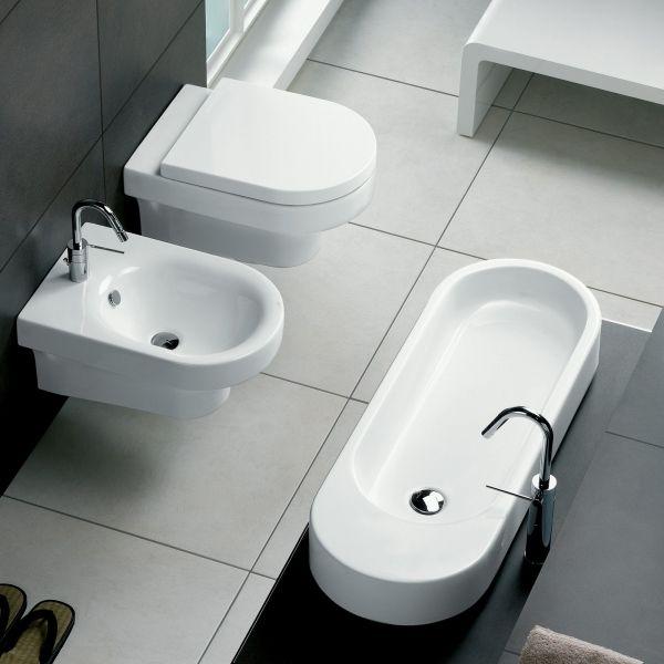 area - produzione sanitari di design in ceramica, arredo bagno e ... - Produzione Arredo Bagno