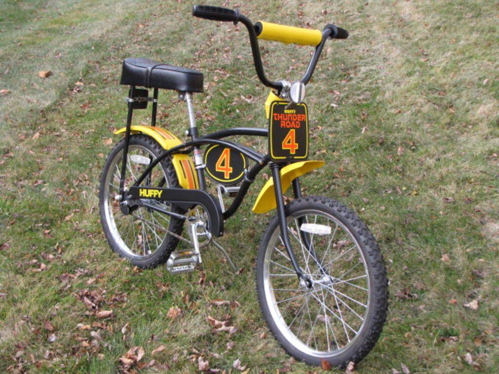 Vintage 1970 S Huffy Thunder Road 54 Bicycle Bike Bmx Ebay