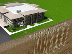 Utilizing Geothermal Heating And Cooling Systems For Offices Bergvarme
