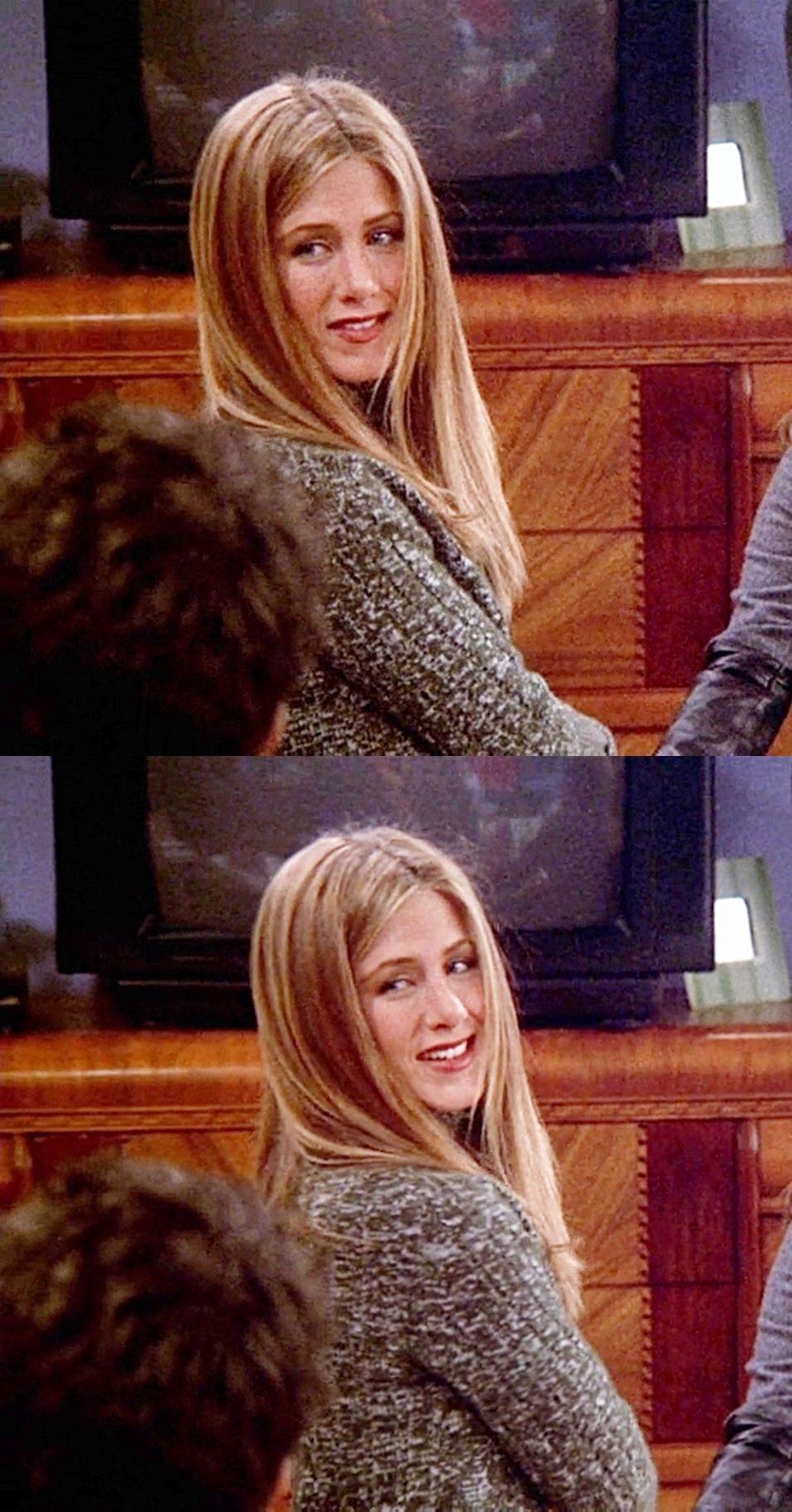 Jennifer Aniston | Rachel Green | Rachel green friends ...
