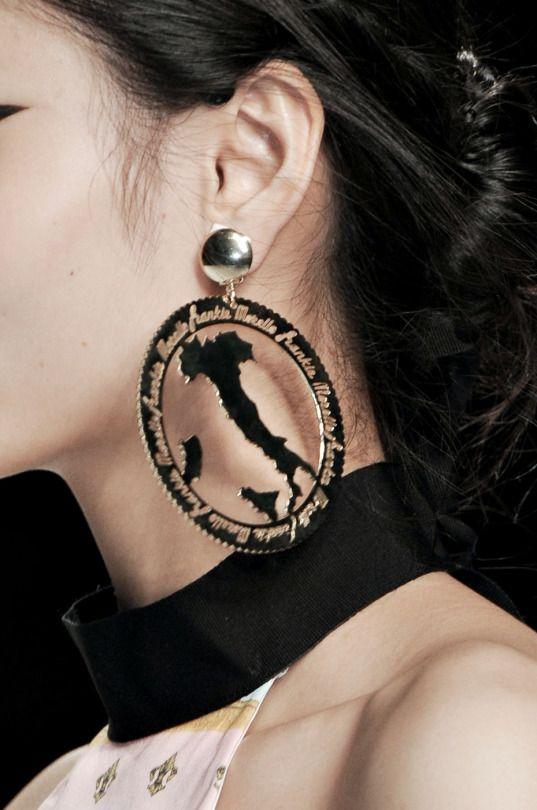 JEWELLERY - Earring Frankie Morello CBkLOIm6w