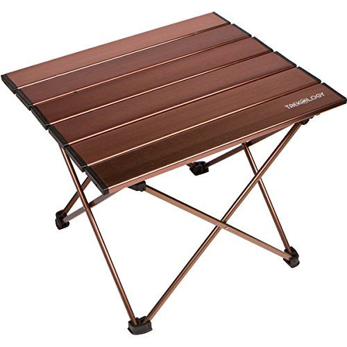 Trekology Camping Beach Table With Aluminum Table Top Https