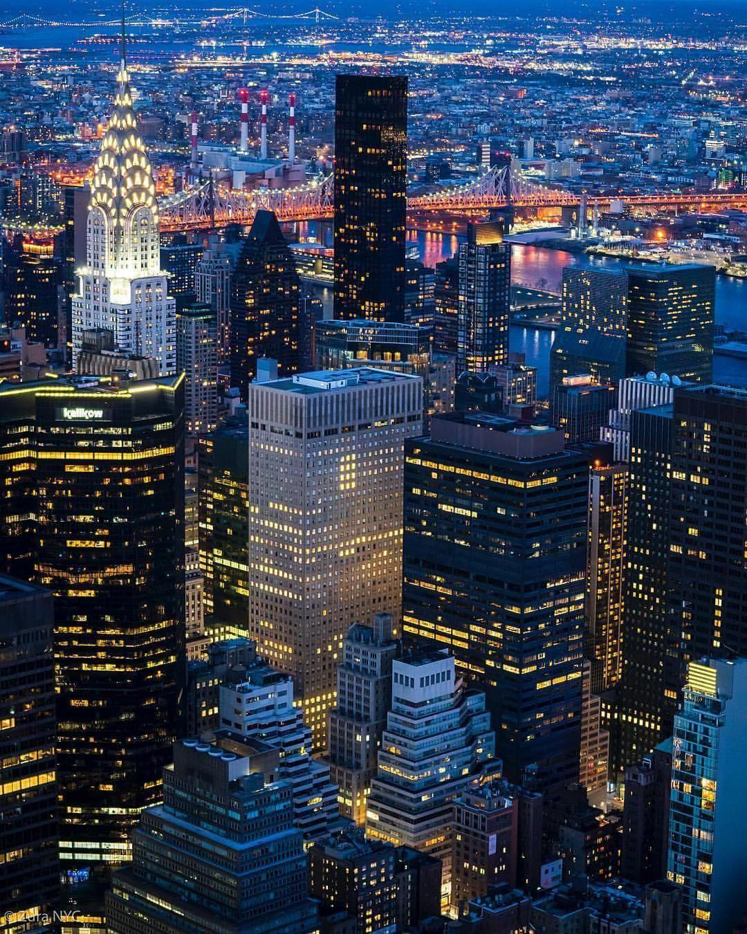 Pin by seddik on Night Photography in 2020 New york city