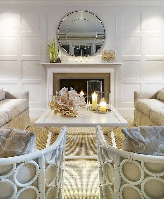 McGuire Furniture: Laura Kirar Barrel Lounge Chair: A 80 Http://