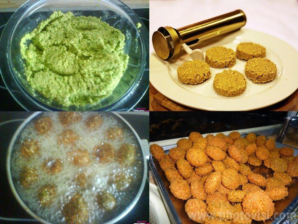 عالم الطبخ والجمال طريقة عمل الفلافل المحشي Arabic Food Arabian Food Food Hacks