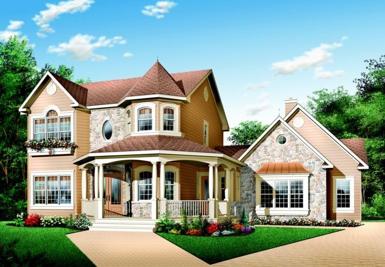 Houseplan 034-00052