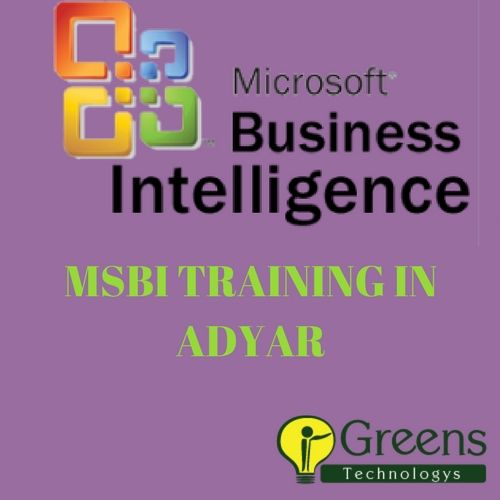 MSBI Training in Chennai | Corporate training, Train, Chennai