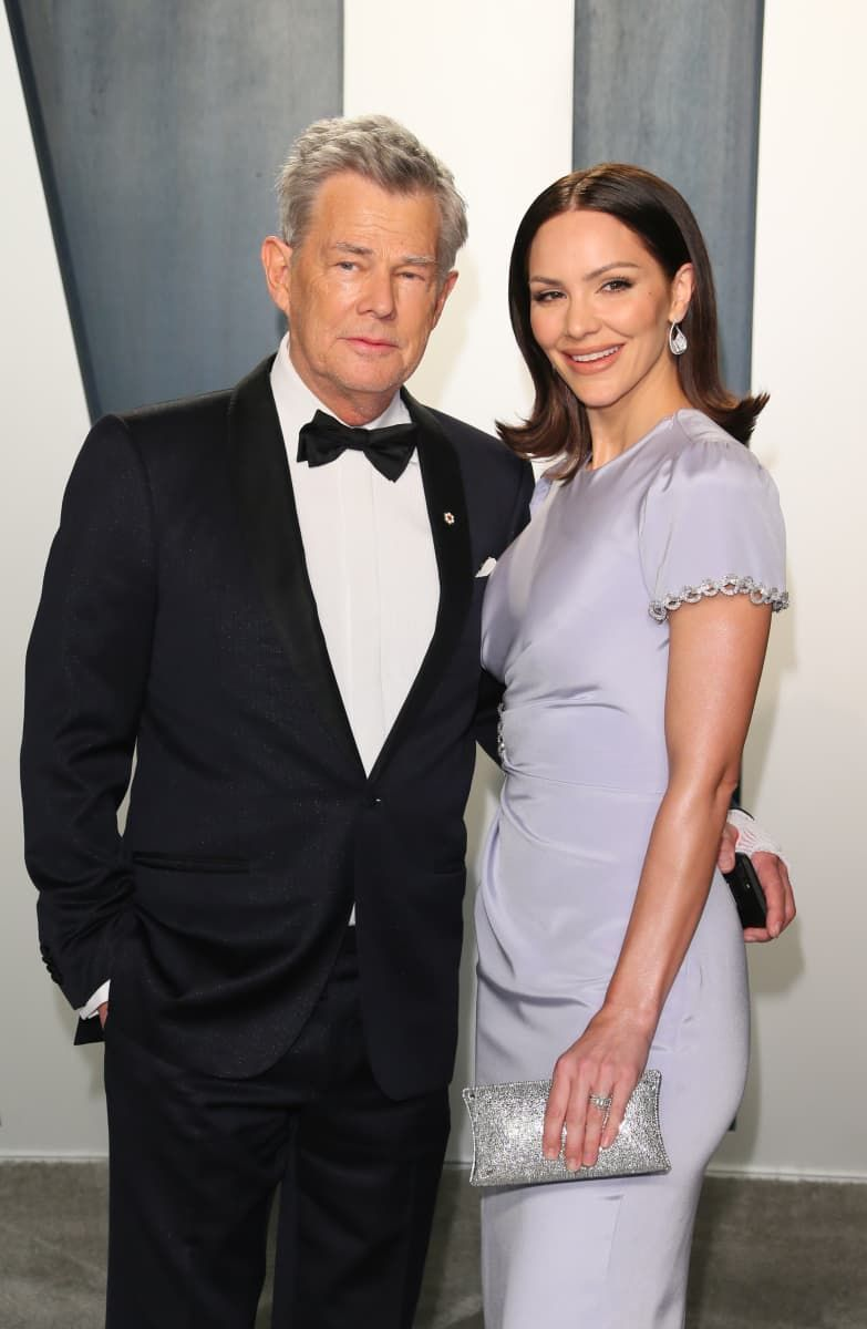 Katharine Mcphee And David Foster Katharinemcphee Davidfoster Celebritycouples In 2020 Celebrity Couples The Fosters Katharine Mcphee