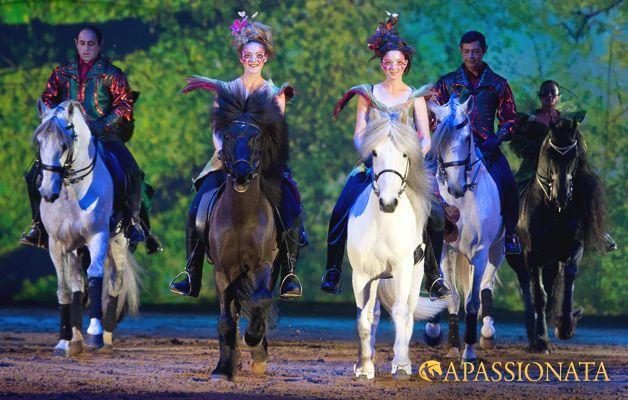 APASSIONATA Tour 2012/2013 - Feen und Kobolde verzaubern mit ihrer Show das Publikum