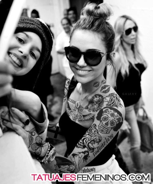 Calaveras Mexicanas Tattoo Brazo Buscar Con Google Tatoos