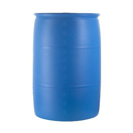 Water Barrel 55 Gallon Drum 80 From Amazon Water Barrel 55 Gallon Water Barrel Water Storage Containers