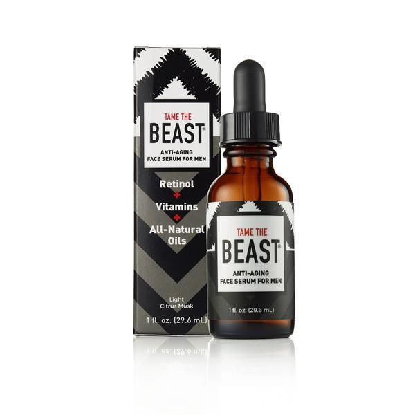 Anti-Aging Face Serum for Men #faceserum