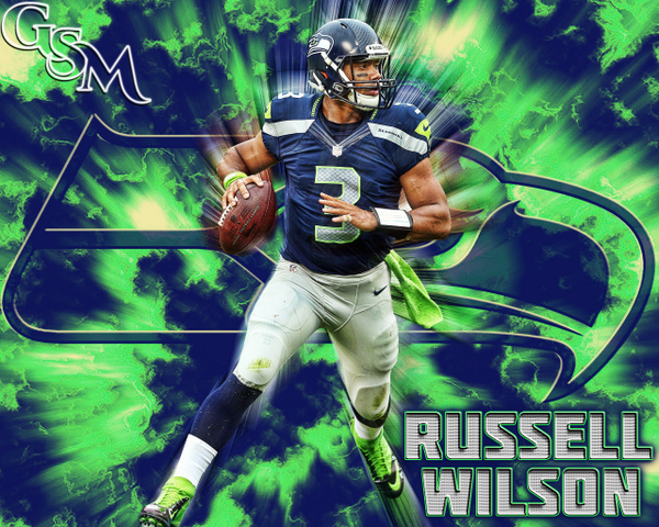 Nfl Player Wallpapers I 39 Ve Made Recently Page 2 Concepts Seahawks Nfl Seahawks Russell Wilson