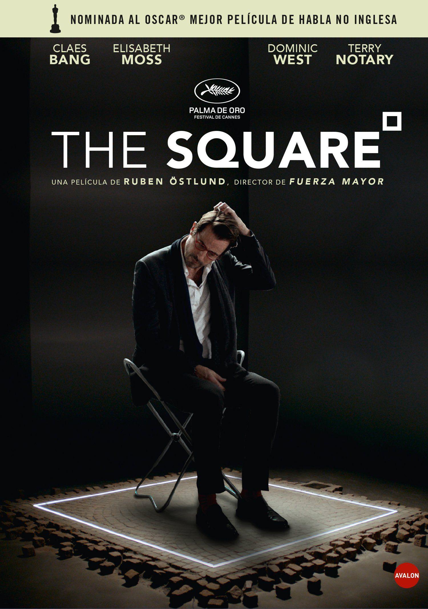 The Square Dvd Square Dvd Oscar Mejor Pelicula Peliculas Buenas Peliculas