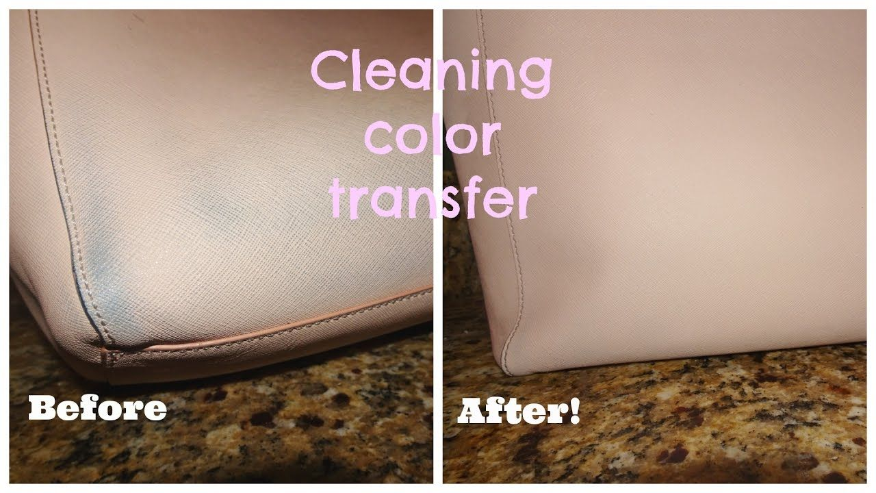 How to remove denim dye stains out of leather and fabrics