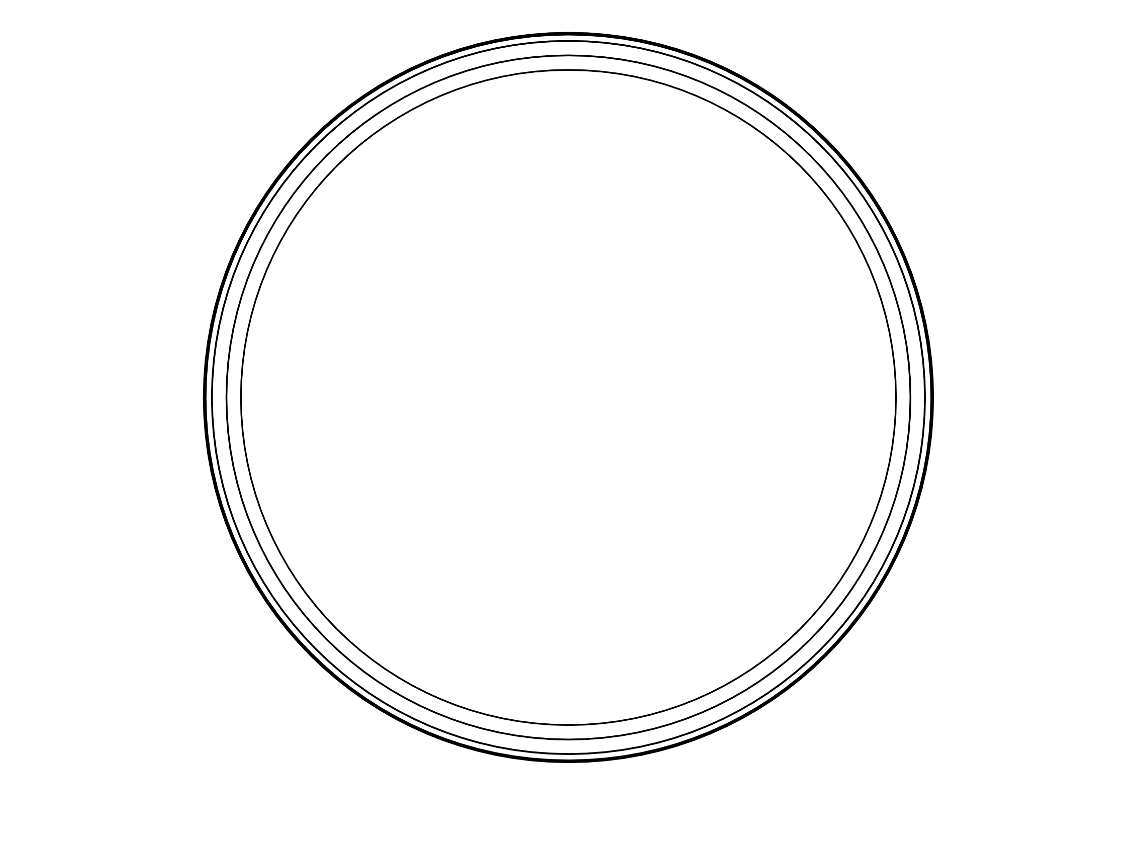 Creative Souls Here Is A Blank Circle To Frame Your Colouring Work Logo Design Inspiration Circle Borders Logo Design