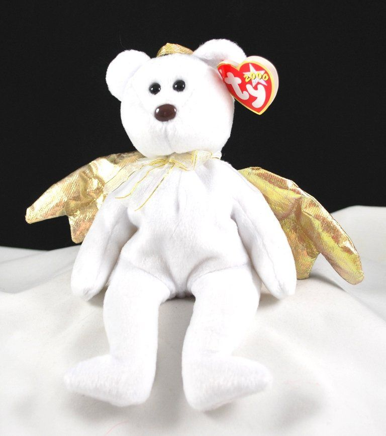d991723e0fe Retired Ty Beanie Baby Halo II  4269. Date of Birth  January 14 ...