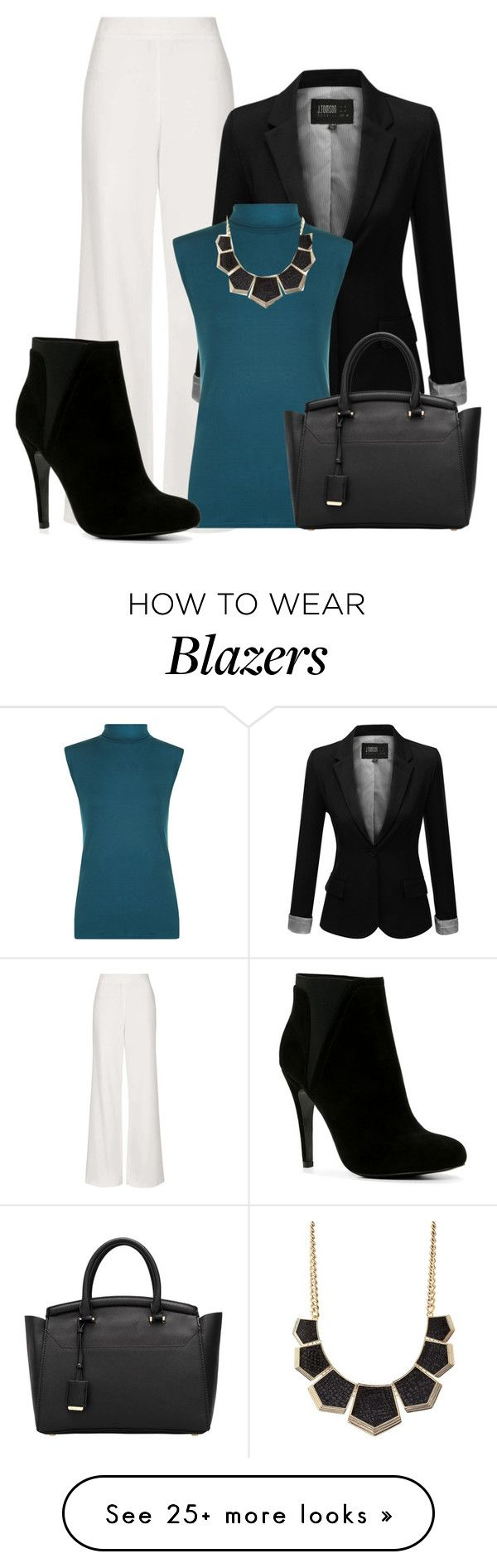 """""""Work Wardrobe 6"""" by vanessa-bohlmann on Polyvore featuring Topshop, J.TOMSON, WearAll, ALDO and Charlotte Russe"""