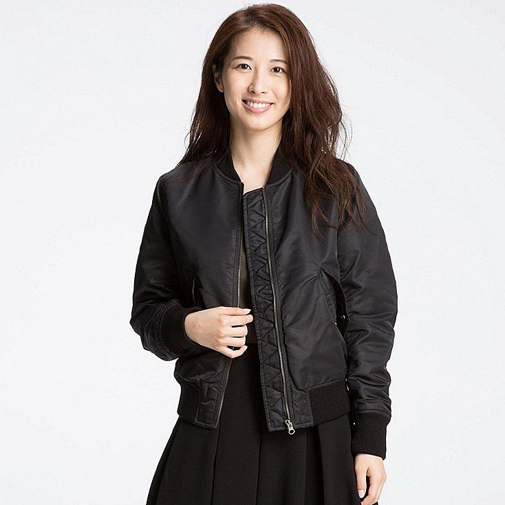Women ma 1 bomber jacket