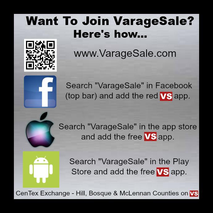 Varagesale Your Virtual Garage Sale Virtual Garage Sale Garage Sale App App