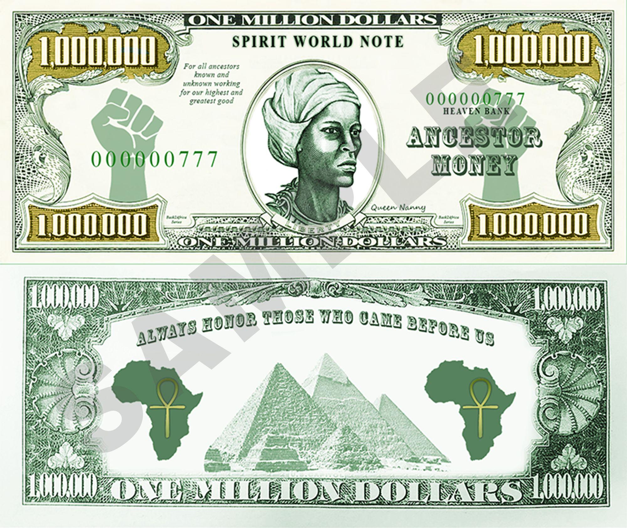 How To Use Ancestor Money