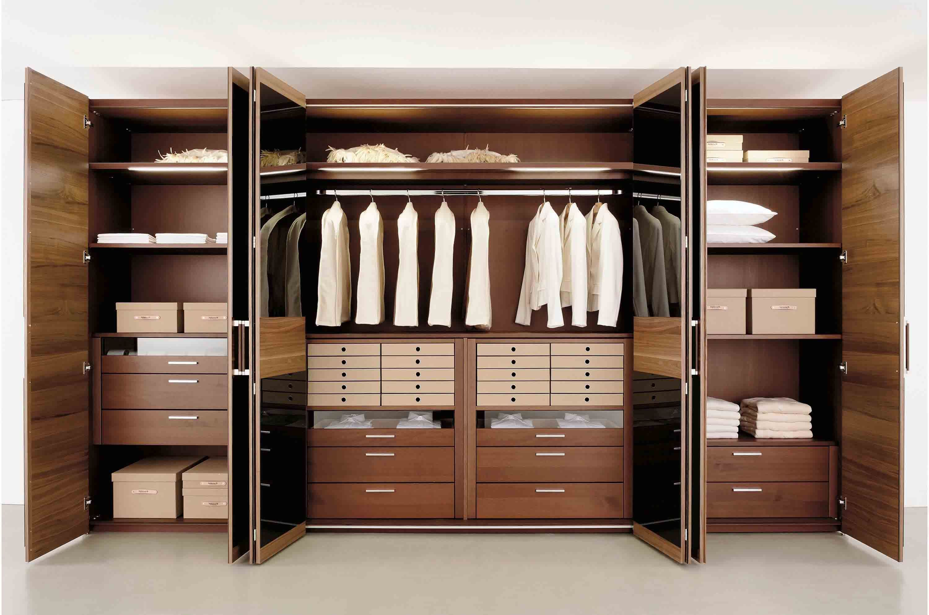 Modern Bedroom Wardrobes, The More Functions A Simple Item Can Execute, The  More Modern It Is. Modern Bedroom Wardrobes Donu0027t Just Deserve Being Called  ...