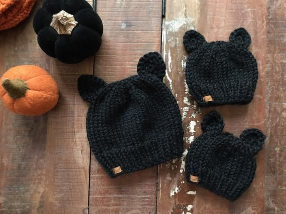 Black Cat Baby Hat Kitty Cat Hat Mommy and Me Kitty Cat Hats Kitty Ears Hat Cat Ears Knit Beanie Baby Kitty Ears Hat MADE TO ORDER  Black Cat Baby Hat Kitty Cat Hat Mommy and Me Kitty Cat Hats Kitty Ears Hat Cat Ears Knit Beanie Ba #baby #beanie #black #Cat #Ears #Hat #Hats #Kitty #Knit #Mommy #order