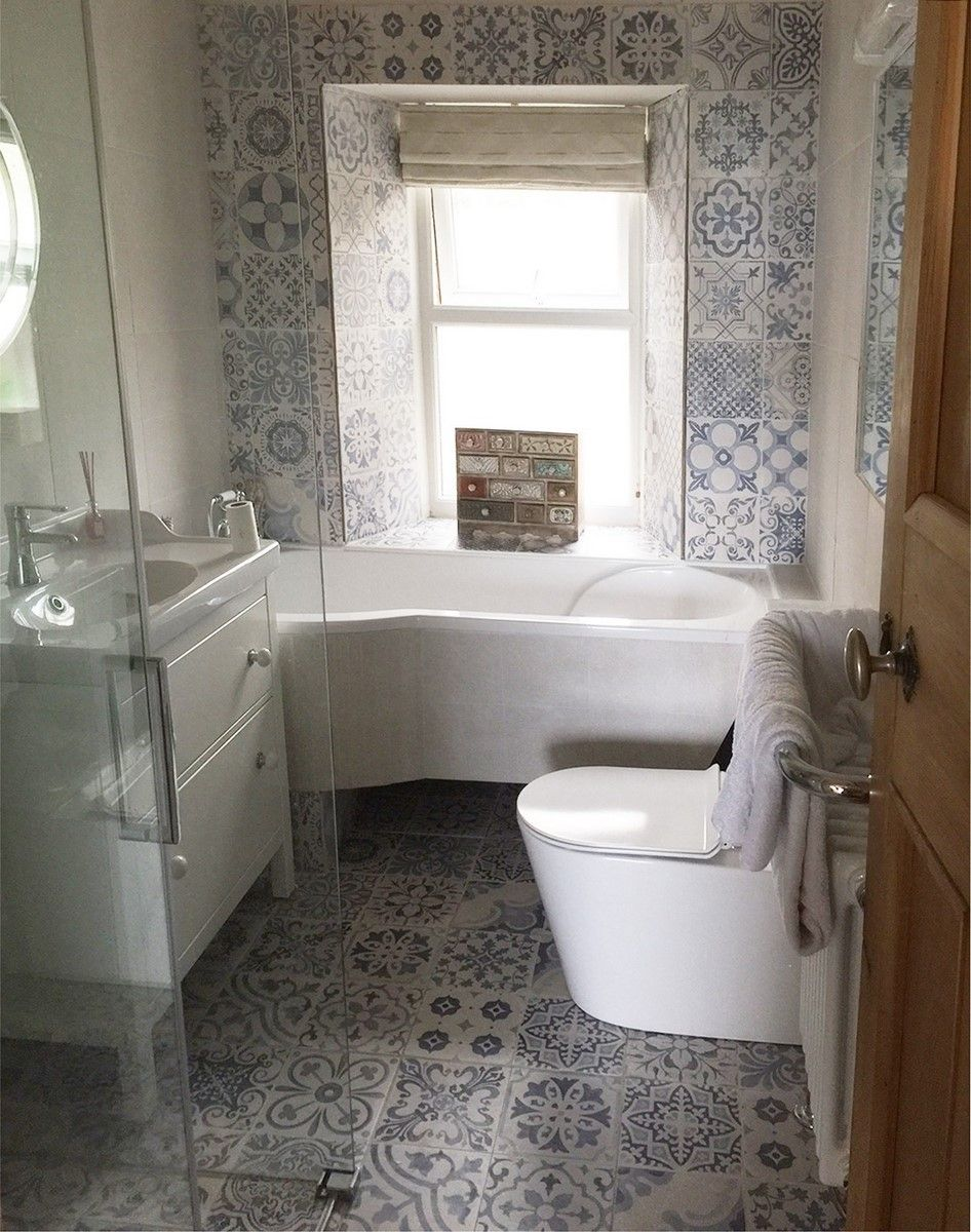 Skyros Delft Blue Wall and Floor Tiles in 2020 Wall
