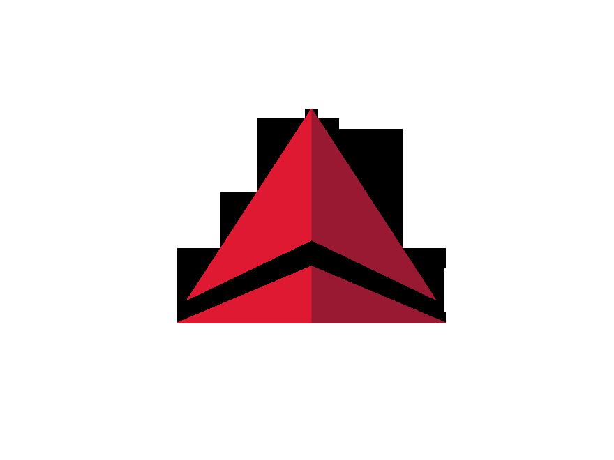 delta-arrow (880×660) | Deltas | Pinterest | Arrow logo and Logos