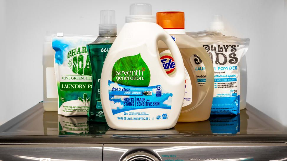 The Best Eco Friendly Laundry Detergents Of 2020 Environmentally