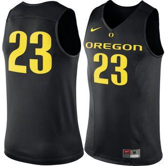 buy popular cbd35 bad2c Nike Oregon Ducks Black Hyper Elite Authentic Performance ...