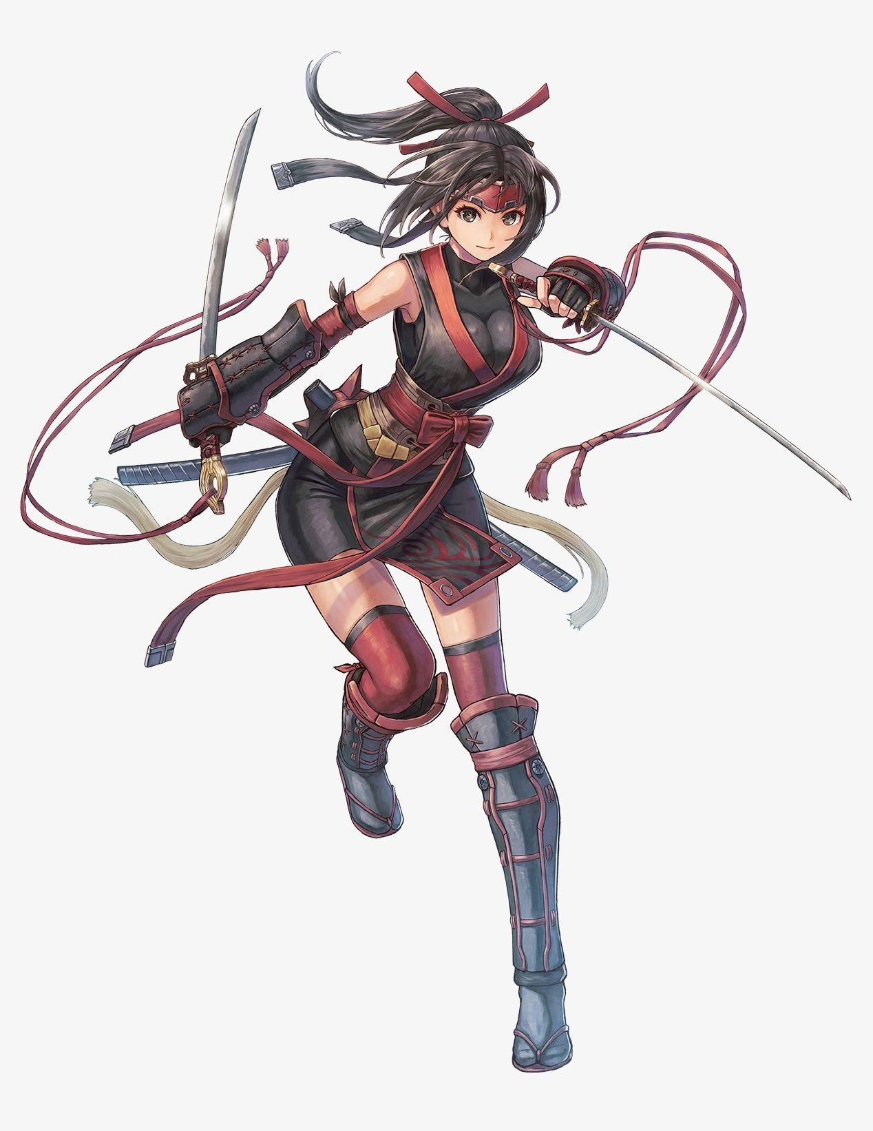 Pin By Peak Mason On Rpg Female Character 22 Female Ninja Female Character Concept Ninja Girl