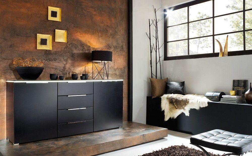 Highboard von Rauch Steffen - Möbel Mit wwwmoebelmitde - wohnzimmer möbel höffner