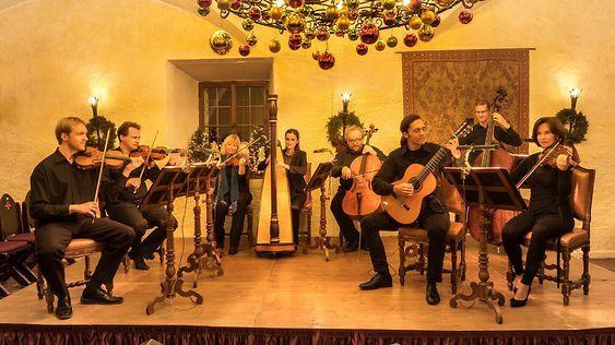 Salzburg concerts at fortress