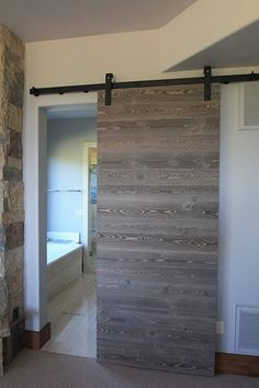 A6 Centor Exposed Sliding Door Mechanism Living Pinterest & Exterior Sliding Timber Doors Photo Album - Woonv.com - Handle idea