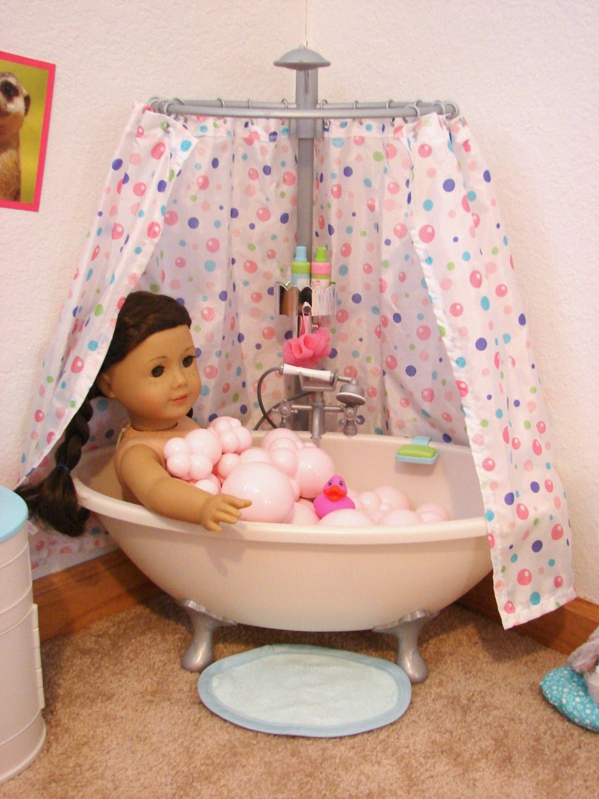 american girl bubble tub - Google Search | AG Dolls | Pinterest ...