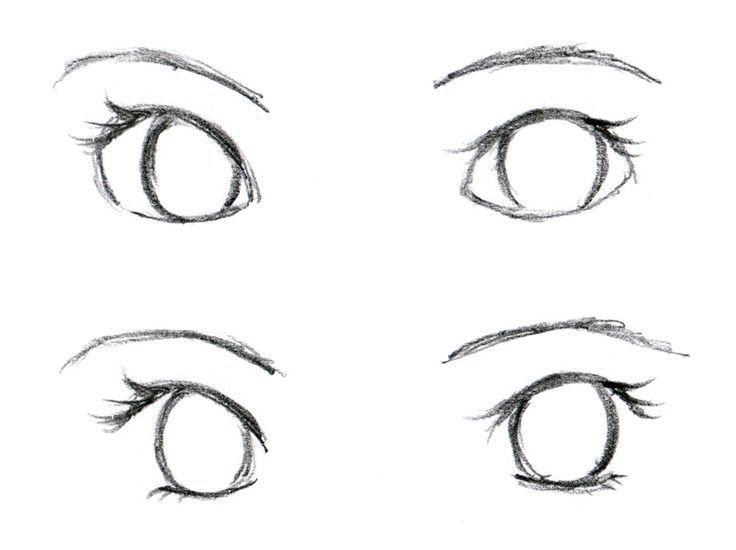 anime eyes with no pupils | Eyes | Pinterest | Anime eyes ...