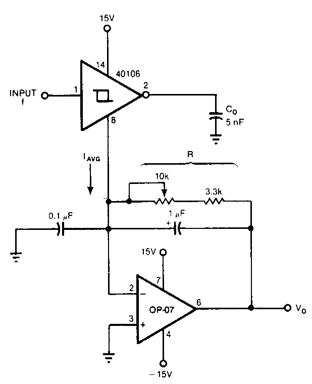 frequency to voltage converter circuit diagram, applications of fv Trailer Converter Wiring Diagram frequency to voltage converter circuit diagram, applications of fv converter, applications and projects, a complete guide for electronics projects