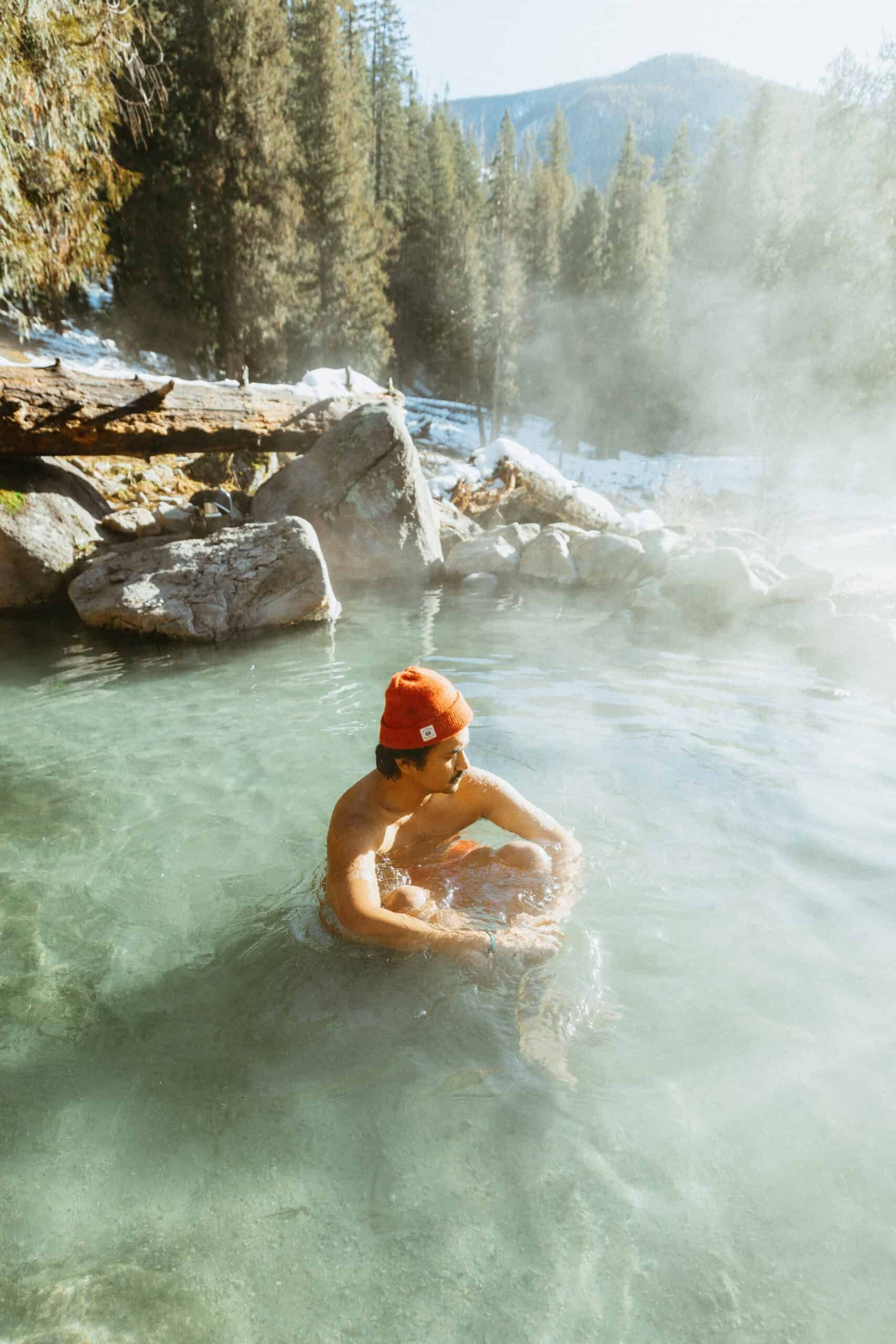 Nude Hiking and Soaking in the Pacific Northwest: Collins