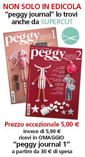 Peggy Journal si trova anche da Supercut!