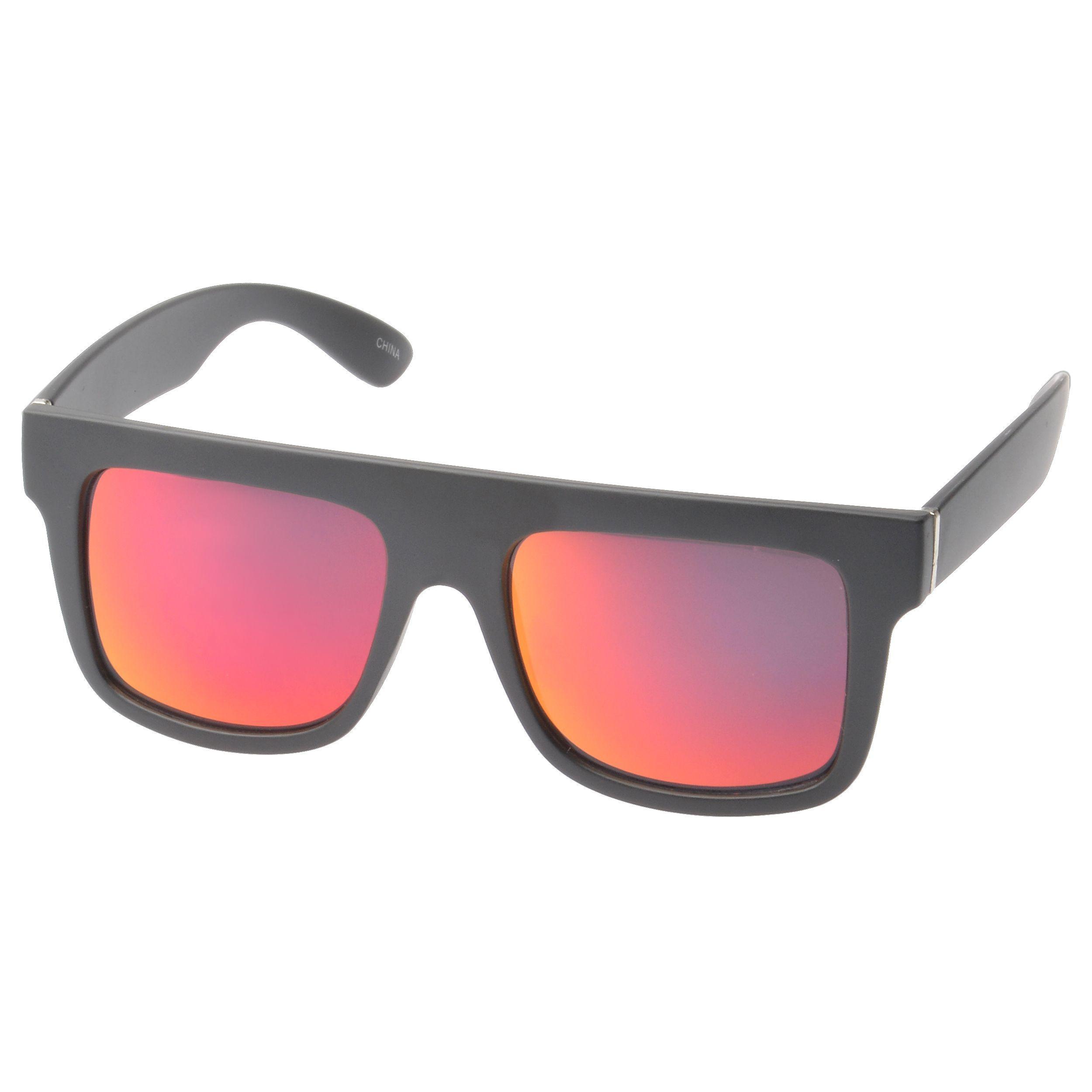 Epic Eyewear 'Bradbury' Square Fashion Sunglasses, Men's