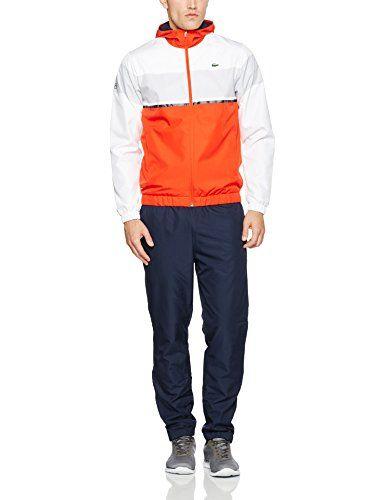 8b12a35a38 Homme Vert, Survetement Lacoste Homme, Veste, Blanc, Codes Vestimentaire,  Pantalons Parachute