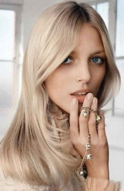 Phenomenal Soft Blonde On Blonde Hair Im Usually Not This Girly But Hairstyle Inspiration Daily Dogsangcom