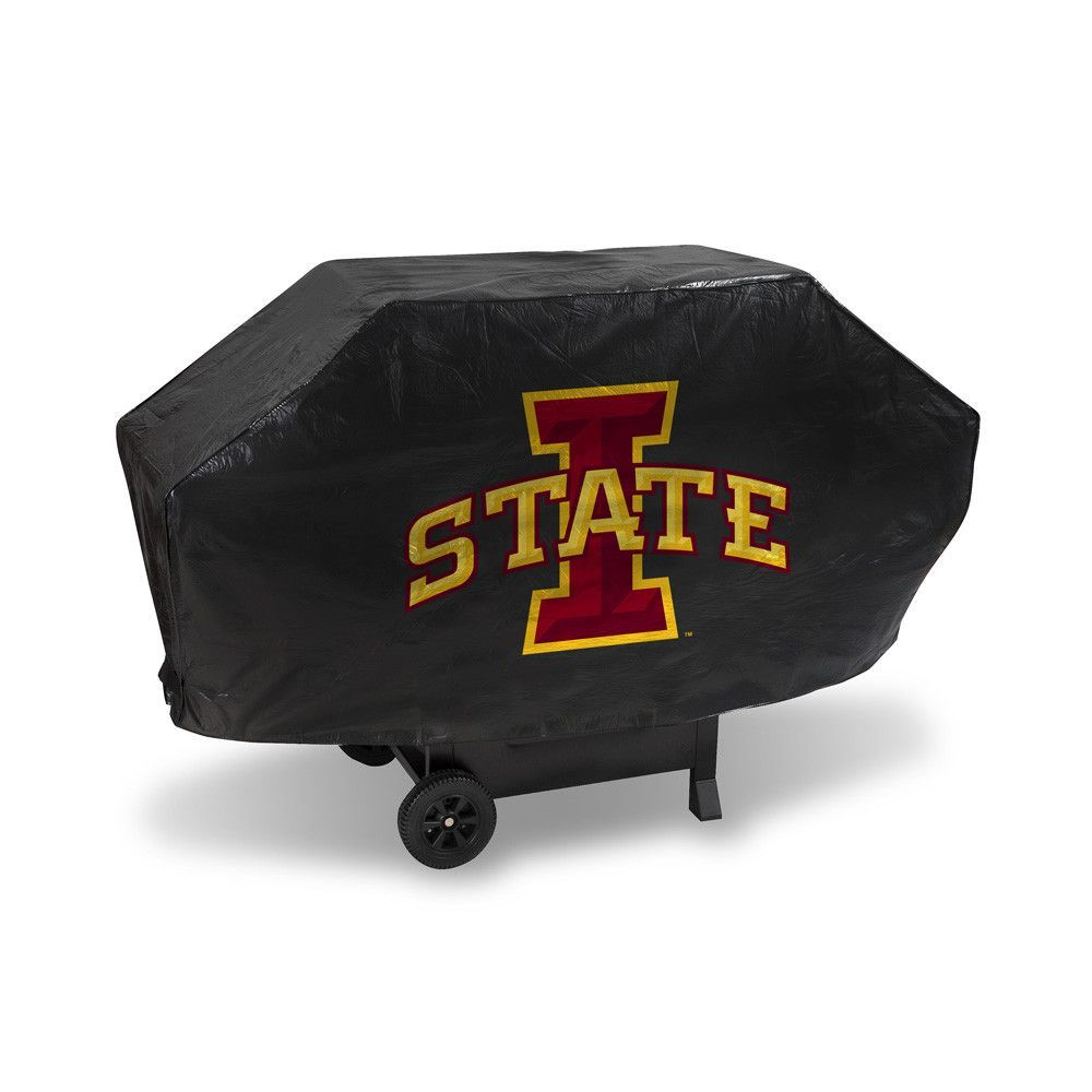 Iowa State Cyclones Heavy-Duty Deluxe Vinyl Grill Cover