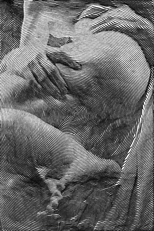 Paulo Ceric. I like that this seems so simple with contour lines, but all of the actual detail. the smooshed skin from the hand, the values on the toes. this just boggles my mind on how this was done.