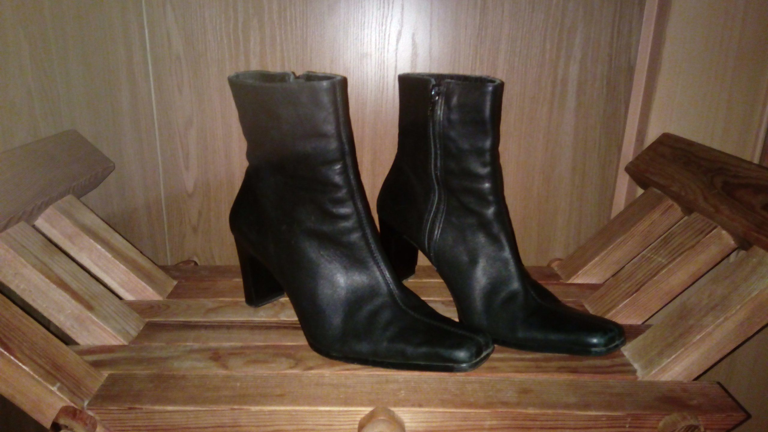 Buty Zimowe Damskie Kozaki Studio G Roz 39 7134684422 Oficjalne Archiwum Allegro Boots Shoes Heels