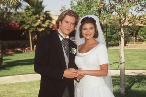 Saved By The Bell Wedding In Las Vegas Tv Weddings Wedding Movies Zack Morris