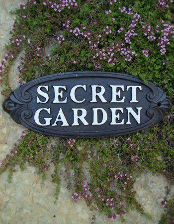 secret garden signs, secret garden sign | secret garden | pinterest | garden signs and, Design ideen